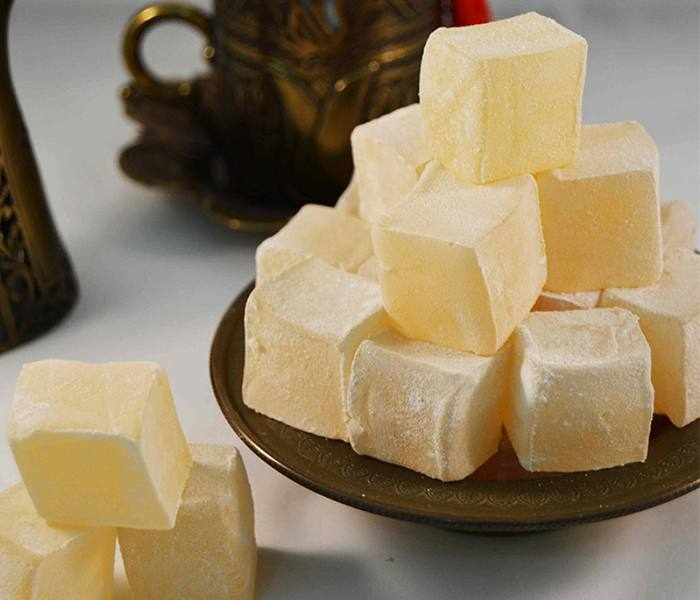 Simple Turkish Delight